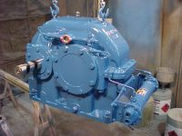 Hamilton Gear H1112 with Lube System for Paper Machine