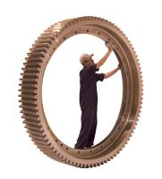 9 ft. gear ring