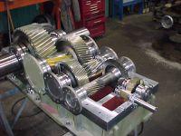 Belt tensioner drive SR