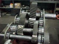 Complete replacement of gearing for Hansen 3400 reducer