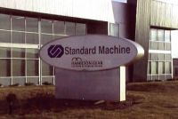 2001 - Standards Machine's new building