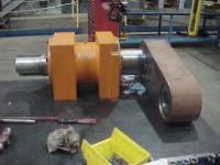 Steel Mill Link Arms machining