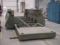 Fabrication of motor/generator base