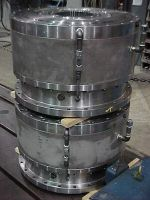 Top Drive Planetary for Drilling Application.